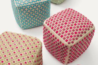 Spezie outdoor pouf  by  Paola Lenti