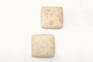 Spring pouf  by  Paola Lenti