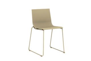 Stack systeme chair  by  Gandia Blasco