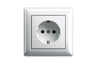Standard 55 socket  by  Gira