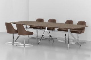 Star conference table  by  Renz
