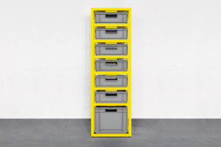 Storage Tower  by  Schellmann Furniture