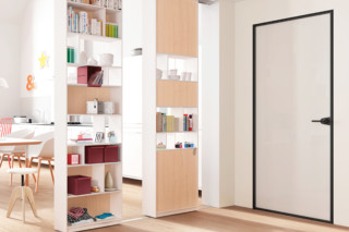 Swing door slim line  by  raumplus