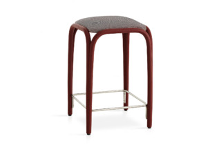 Fontal upholstered barstool T018 U  by  Expormim