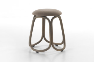 Gres low bar stool T087  by  Expormim