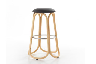 Gres high barstool T088  by  Expormim