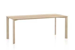Kotai rectangular high dining table T477  by  Expormim