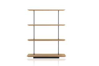 Team free standing shelf T860  by  Expormim