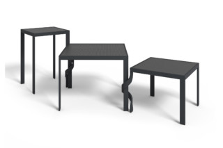 TANGLE TABLE  by  Cappellini