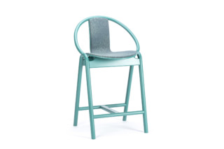 Again bar stool 314 006  by  TON