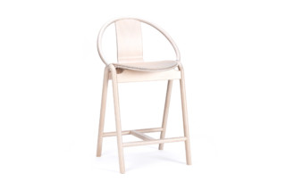 Again bar stool 313 006  by  TON