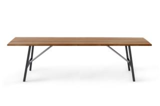 TORNADO table  by  Roda