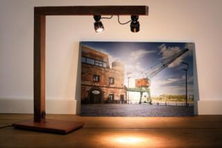 LED-Luc Tisch-/Winkelleuchte  von  ADO Lights