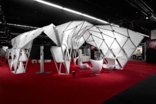 Cirrus Pavillon Typ PA  von  MDT tex