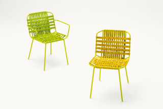 Telar chair  by  Paola Lenti