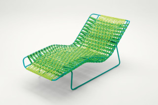 Telar chaise longue  by  Paola Lenti