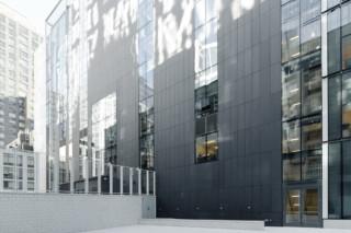 concrete skin, Collegiate School  by  Rieder
