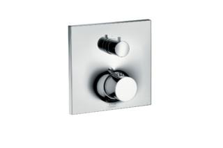 Axor Massaud Thermostat Unterputz mit Abstellventil  von  Axor