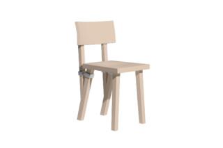 TORQUEMADA Chair  by  Driade