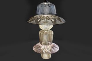 Totem Chandalier 001  von  MEMA Designs