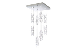 TURNS pendant  by  Swarovski Lighting