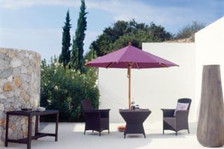 Wooden umbrella Type H  by  MDT tex