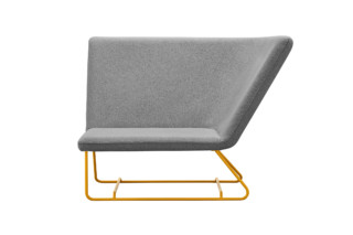 Ultrasofa armchair  by  Fermob