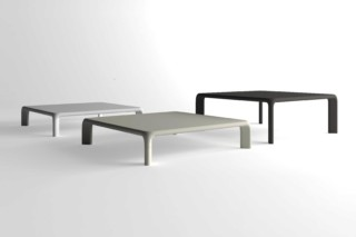 KES coffee table  by  VONDOM