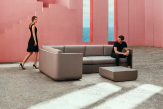 ULM sofa  by  VONDOM