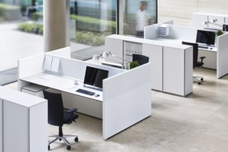 Working desk system CONCLUSION  by  VARIO