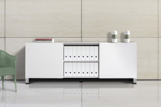 Cabinet system M6  by  VARIO