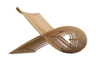 WOODEN CHAIR  by  Cappellini