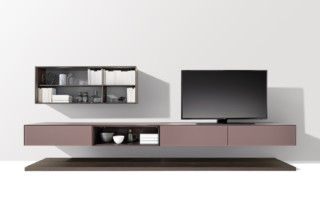 cubus pure wall unit  by  TEAM 7