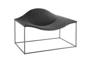 Wave lounge armchair  by  solpuri