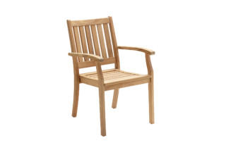 Windsor stacking chair  by  solpuri