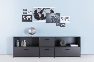 Sideboard MRB2 1-2 black edition  by  Bosse
