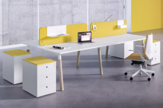 Woods 90° Edge  by  Fantoni