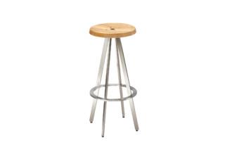 Yix bar stool  by  solpuri