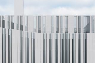 concrete skin & formparts.fab,  ZAC Moulon & Polytechnique Palaiseau  von  Rieder