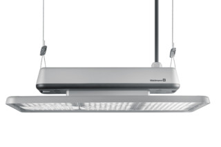 ACANEO high bay luminaire  by  Waldmann