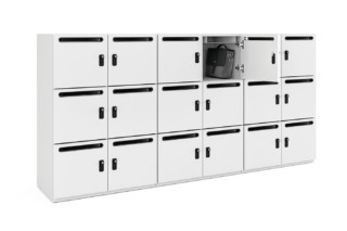 ACTA.PLUS Locker  by  König + Neurath