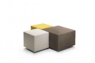 Adagio pouf  by  Flexform