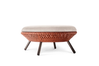 AHNDA footstool  by  DEDON