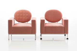 Airy armchair  by  Brühl