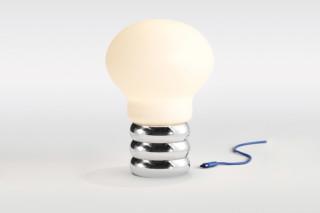 b bulb  by  Ingo Maurer