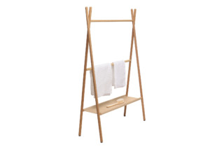 Mya towel rail  by  burgbad