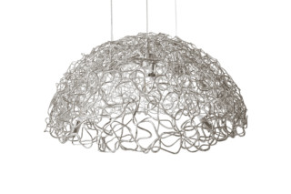 Crystal Waters Hanging Lamp Hood  by  Brand van Egmond