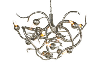 Eve Chandelier round  by  Brand van Egmond