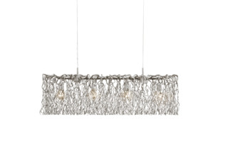 Hollywood Hanging Lamp Long  by  Brand van Egmond