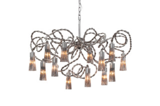 Sultans Of Swing Chandelier round  von  Brand van Egmond